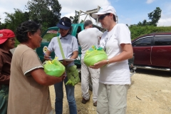 Relief Operation in Mahayag Norte